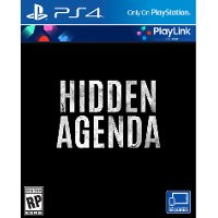 PS4 SCE 302287 Hidden Agenda (PlayLink) - PS4
