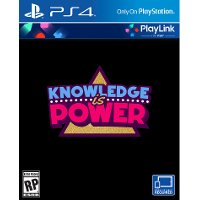 PS4 SCE 302306 Knowledge is Power (PlayLink) - PS4