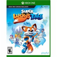XB1 MIC FTP001 Super Lucky's Tale - XBOX One