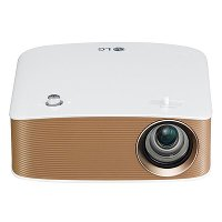 PH150G LG 720p LED Projector with Embedded Battery and Screen Share