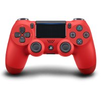 PS4 SCE 301549 PlayStation 4 DualShock 4 Magma Red Wireless Controller