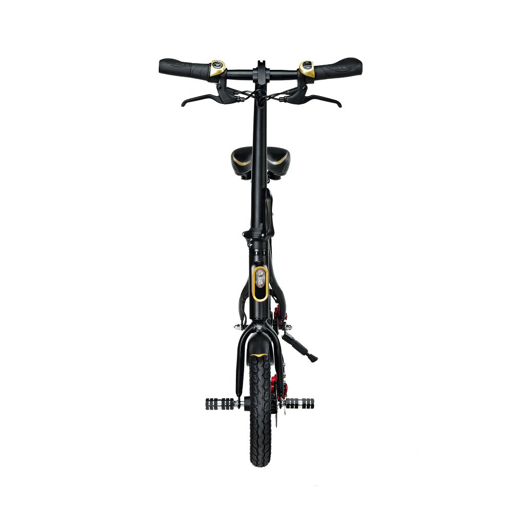 Swagtron Black Swagcycle eBike | RC Willey Furniture Store