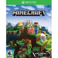 XB1 MIC 44Z078 Minecraft Explore Platinum - Xbox One