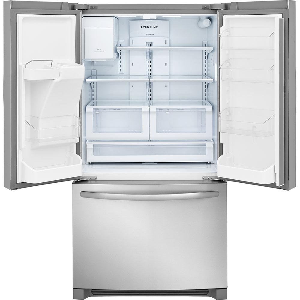 height refrigerator frigidaire french width item doors threshold products star ft door trim refrigerators cu