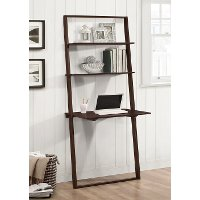 89848 Wall Shelf with Desk - Arlington