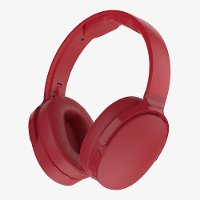 S6HTW-K613 Skullcandy Hesh 3 Wireless Headphones - Red