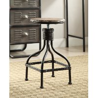 141301 Swivel Stool - Locker