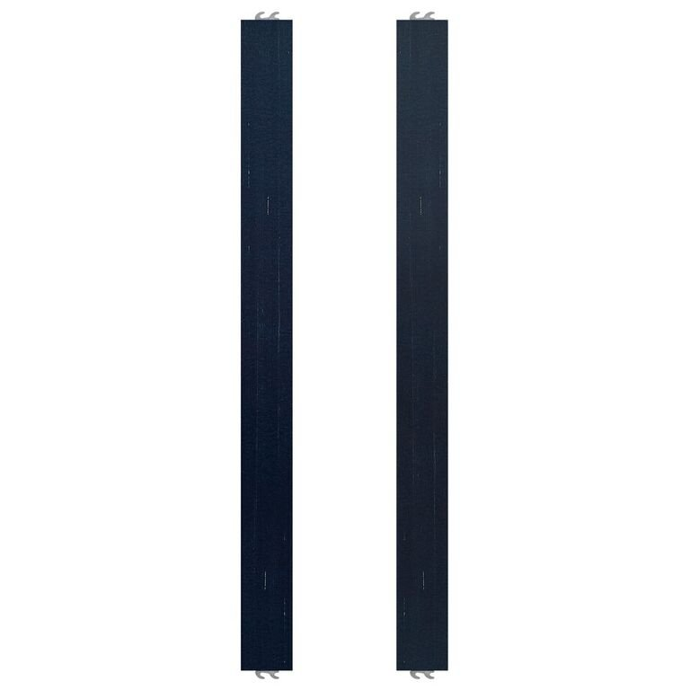 Navy Full Size Bed Rails for Convertible Crib - Universal