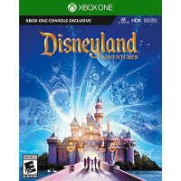XB1 MIC GXN001 Disneyland Adventures - XBOX One