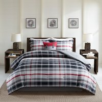 Black Forest Full 5 Piece Comforter Bedding Collection