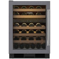UW-24A/O-LH Sub-Zero Under Counter Wine Cooler - Panel Ready, Left Hinge, High Altitude Glass