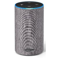 AMAZON-ECHO2,GRAY Gray Amazon Echo 2