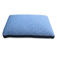 Blue Burrito Memory Foam Cluster Pillow