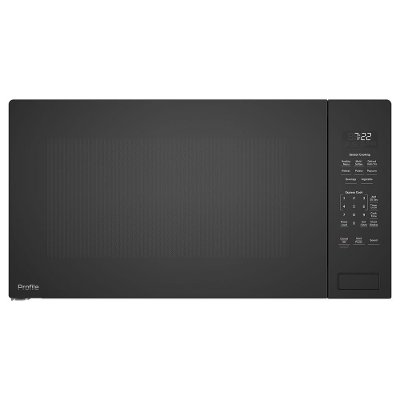 PEB7227DLBB GE Profile Countertop Microwave - 2.2 Cu. Ft.  Black
