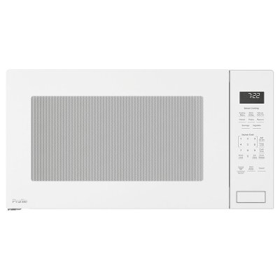 PEB7227DLWW GE Profile Countertop Microwave - 2.2 Cu. Ft. White