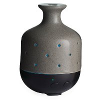 LDGRA Gray Stone Large Airome Ultrasonic Oil Diffuser - Candle Warmers