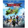 The Lego Ninjago Movie (Blu-ray + DVD + Digital HD)