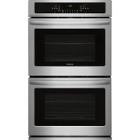 FFET2726TS Frigidaire 27 Inch Double Wall Oven - 7.6 cu. ft. Stainless Steel