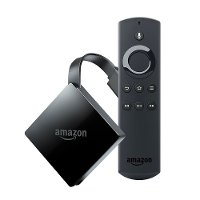 Amazon Fire TV with 4K Ultra HD & Alexa Voice Remote Streaming Media Player