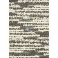 8 x 11 Large Cream, Gray and Blue Rug - Casa