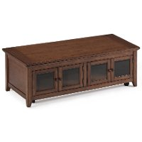 Toffee Brown Lift Top Coffee Table - Harbor Bay