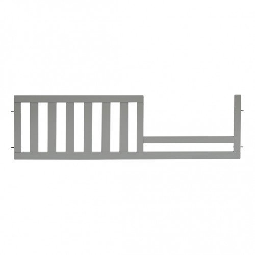 Classic Gray 4-in-1 Toddler Rail Conversion Kit - Brooklyn