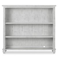 Antique Gray Hutch - Madison