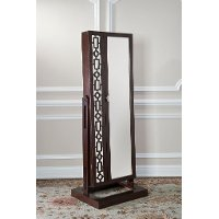 Cherry Cheval Mirror - Amelia