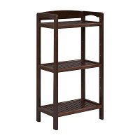 Merlot Bookcase/Media Tower - Abingdon