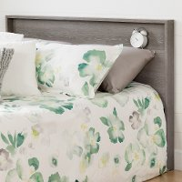 11285 Modern Farmhouse Sand Oak Full-Queen Headboard - Holland