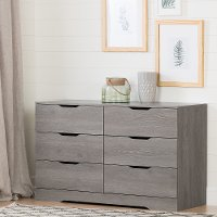 11286 Modern Farmhouse Sand Oak Dresser - Holland