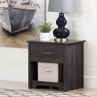 11315 Gray Oak Nightstand - Fusion