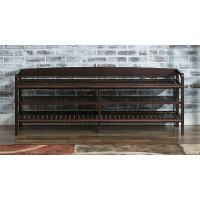 Espresso Multi-Function Media Console (51 Inch)  - Abingdon