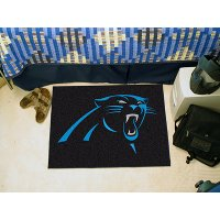 5699 2 x 3 X-Small Carolina Panthers Starter Rug