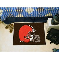 5706 2 x 3 X-Small Cleveland Browns Starter Rug