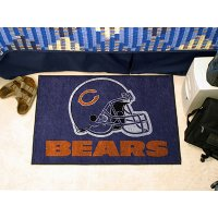 5713 2 x 3 X-Small Chicago Bears Starter Rug