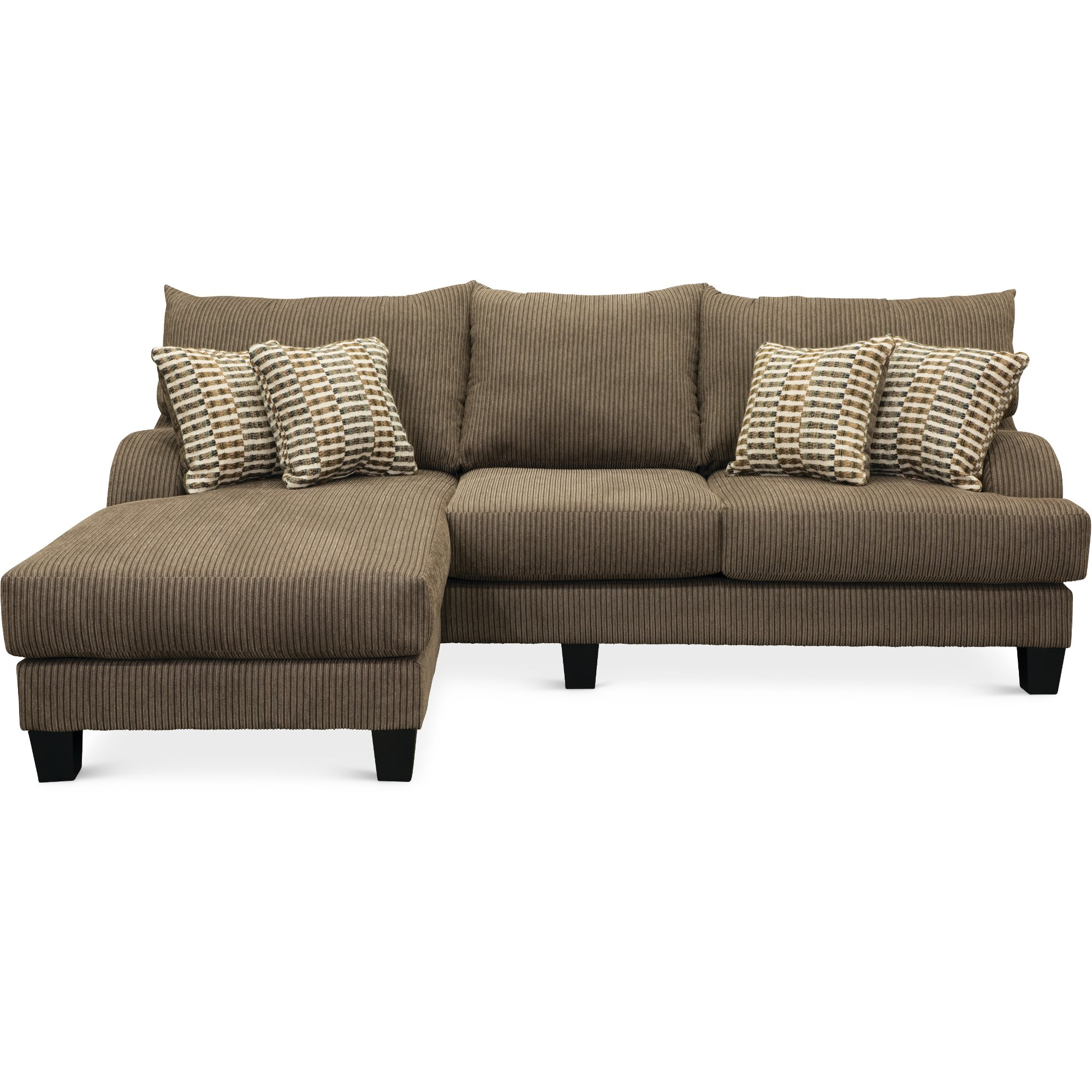couch king contemporary gray furniture collections with chaise fabric efo sofas outlet brody lss sofa item jb in