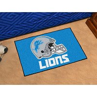 5743 2 x 3 X-Small Detroit Lions Starter Rug