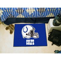 5750 2 x 3 X-Small Indianapolis Colts Starter Rug