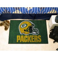 5757 2 x 3 X-Small Green Bay Packers Starter Rug
