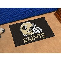 5772 2 x 3 X-Small New Orleans Saints Starter Rug