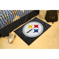 5829 2 x 3 X-Small Pittsburgh Steelers Starter Rug