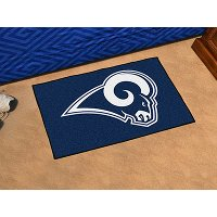 5845 2 x 3 X-Small Los Angeles Rams Starter Rug