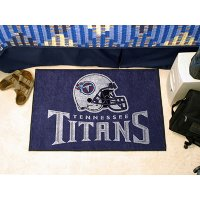 5866 2 x 3 X-Small Tennessee Titans Starter Rug