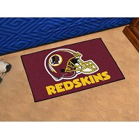 5872 2 x 3 X-Small Washington Redskins Starter Rug