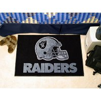 5937 2 x 3 X-Small Oakland Raiders Starter Rug