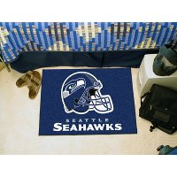 5945 2 x 3 X-Small Seattle Seahawks Starter Rug