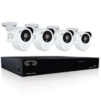 HDA10P-10BU-841-PIR Night Owl 8 Channel 1080p Home Security System