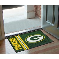 8244 2 x 3 X-Small Green Bay Packers Starter Rug
