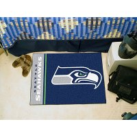 8247 2 x 3 X-Small Seattle Seahawks Starter Rug